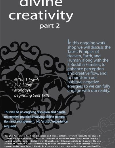 creativity workshops - dharma-art-flyer-divinecreativity