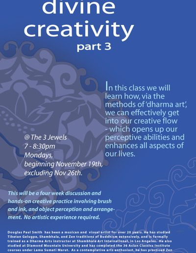 creativity workshops - dharma-art-flyer-divinecreativity