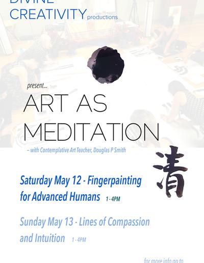 art-as-meditation