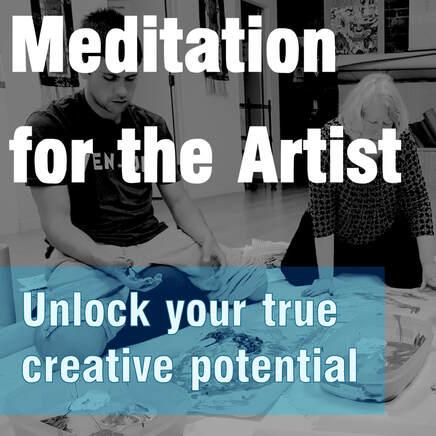creativity workshops - meditation-for-the-artist