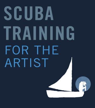 Artist Training - Scuba-training-artist