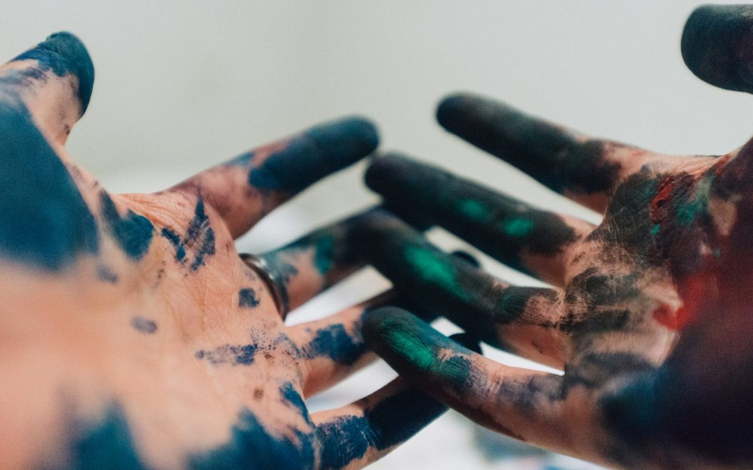 Creativity and The Artist's Dilemma, Part 1